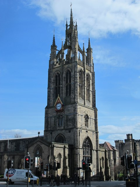 Cathedral Church of St Nicholas, Newcastle