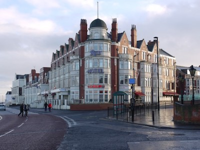 Rex Hotel, Whitley Bay (closed 2016)