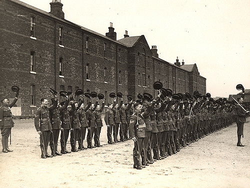 Fenham Barracks