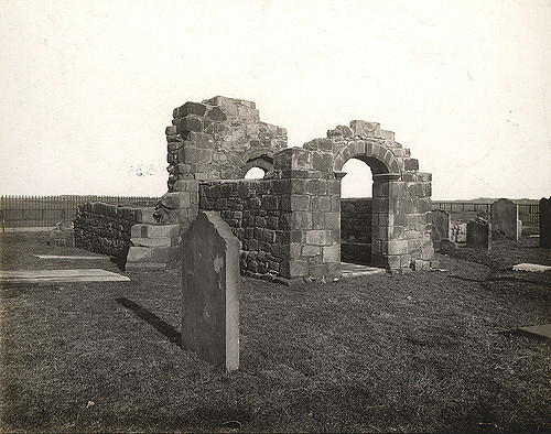 Holy Cross Church (ruins), Wallsend