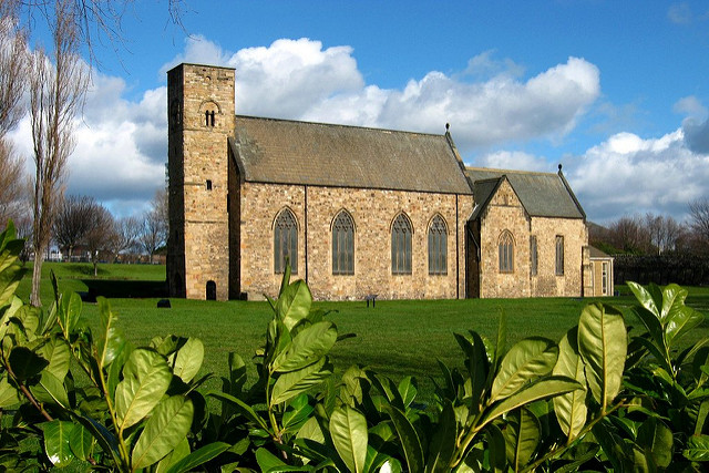 St Peter's Church, Monkwearmouth
