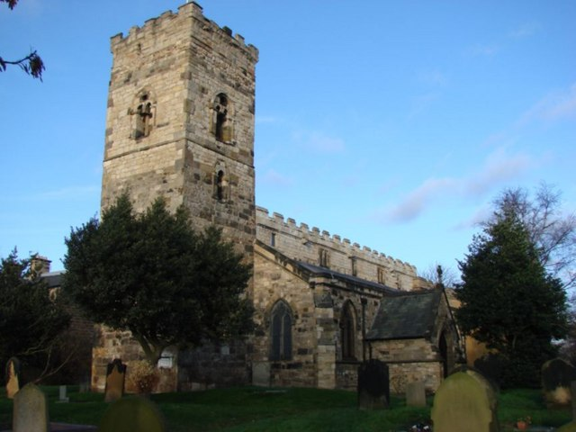 St Cuthbert's Church, Billingham
