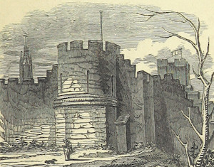 Newcastle Town Walls