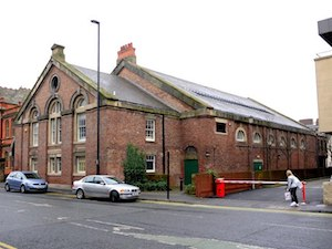 Drill Hall, Northumbria University