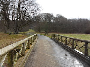 East Brizlee Bridge, Hulne Park
