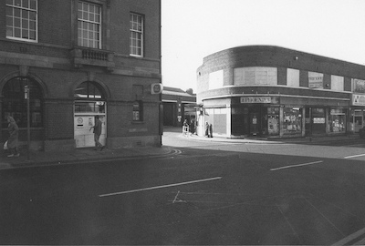 Bus Station, Whitley Bay (demolished)
