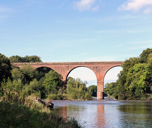Corby Bridge (Wetheral Viaduct)