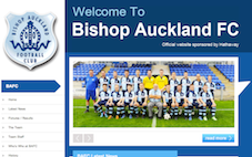Bishop Auckland Fc Co Curate