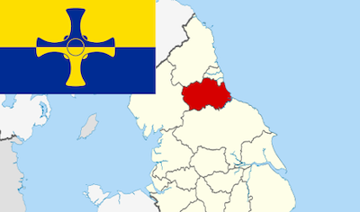 Civil Parishes in County Durham