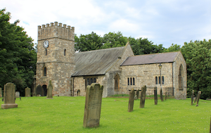 Church of St Peter, Elwick