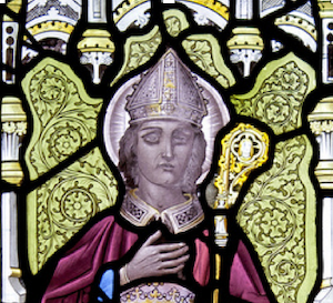 Saint Cuthbert (634-687)